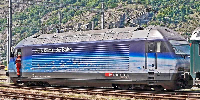 trenes pininfarina