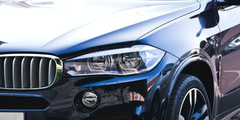 eliminar machas pintura chapa automovil