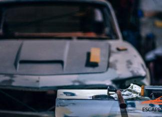 spray pulitura para eliminar manchas de pintura del coche