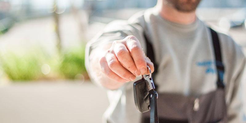duplicado de llaves de coche precio