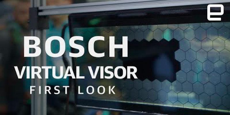 que es Bosch virtual visor