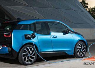 que potencia se necesita para cargar un coche electrico