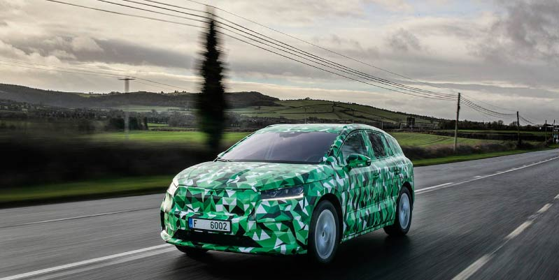 Skoda Enyaq: Cualidades que le hacen un coche interesante