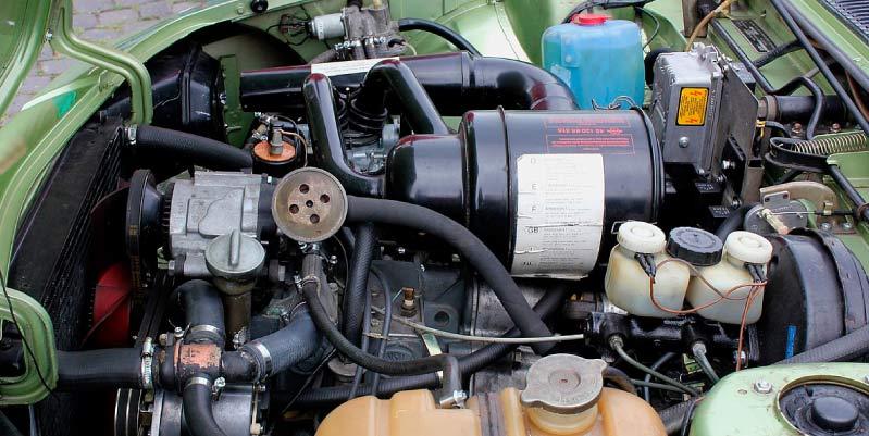 vida util de un motor