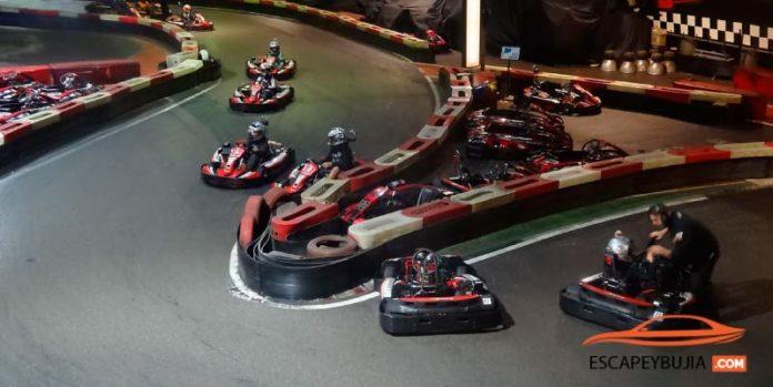 pista karting