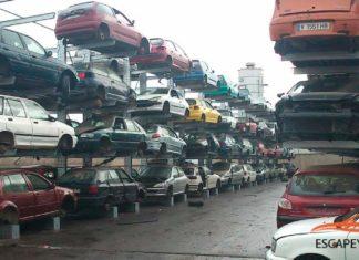 desguaces de coches en madrid
