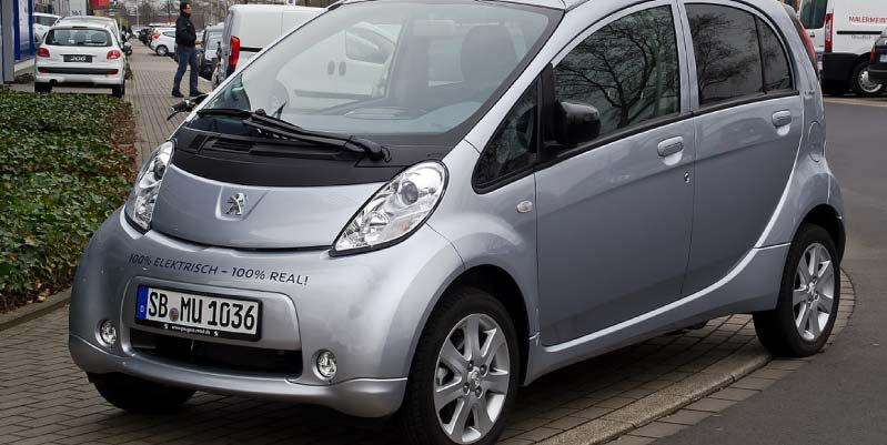 los coches electricos mas baratos