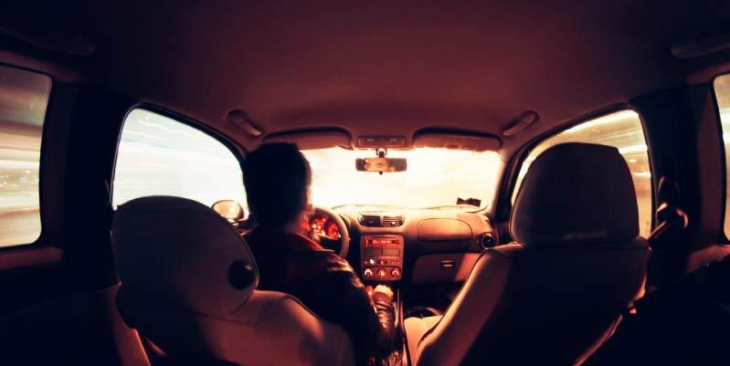 5 principales malos hábitos al conducir