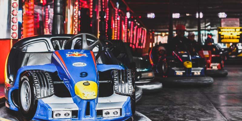 Top 4 de Parques temáticos de coches