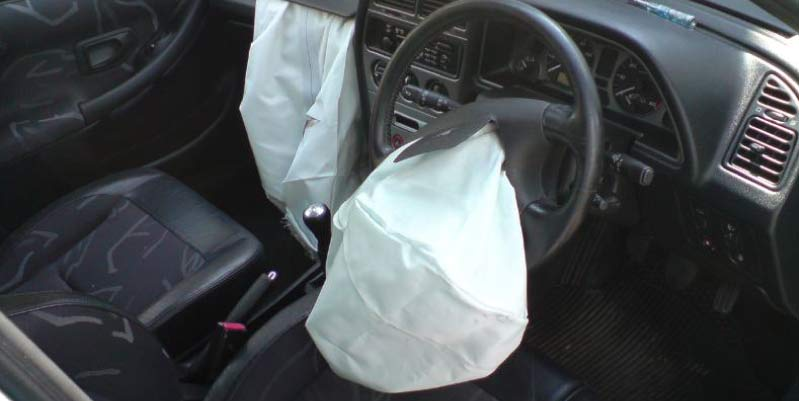 Airbags de coche: Tipos