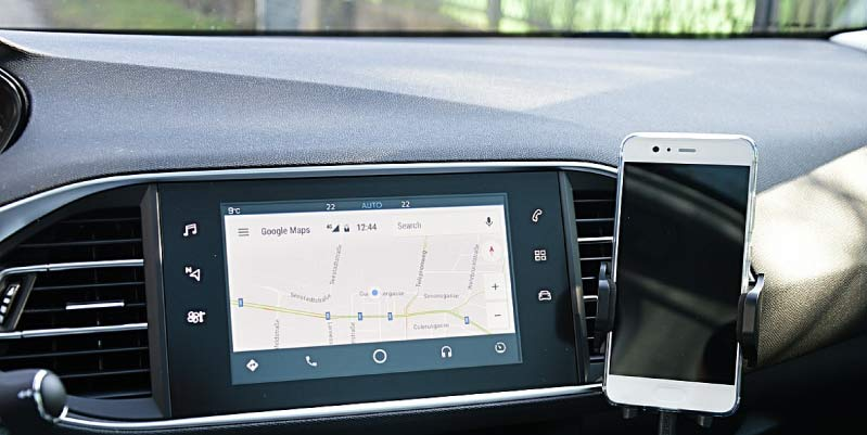 android auto 2019