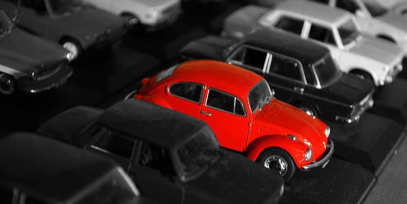 Qué color de coche paga más seguro: Cuestión de personalidad