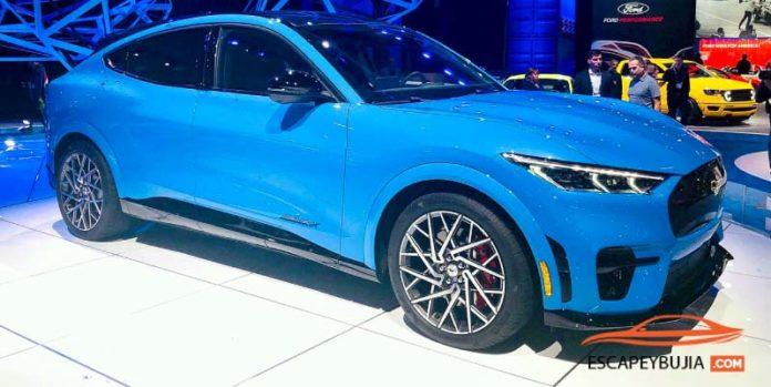 Ford Mustang Match-E: Todo sobre este nuevo SUV eléctrico