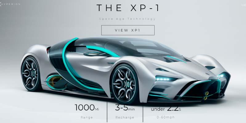 Hyperion XP una marca reciente en el mercado