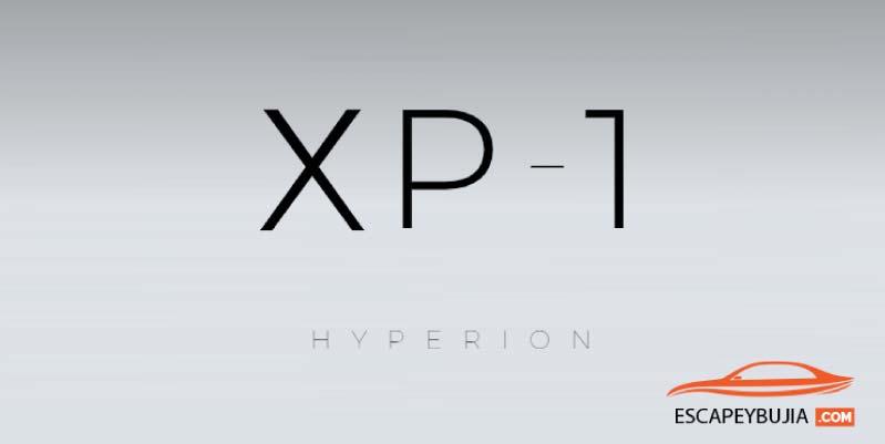 Hyperion XP-1: El deportivo que funciona con hidrógeno