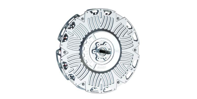 Motor Het, el motor más potente de los coches eléctricos