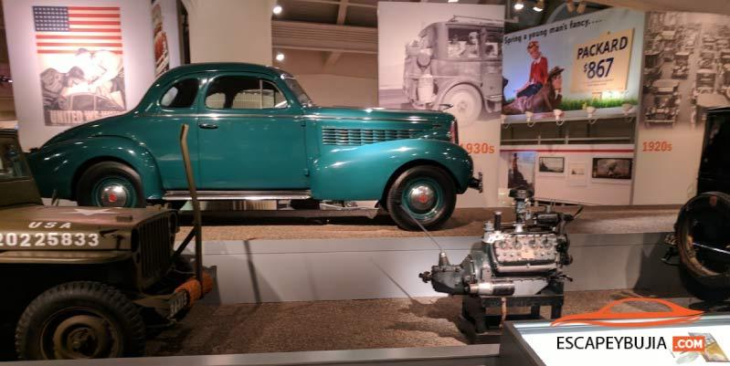 Museo Eduardo Barreiros: Qué ver