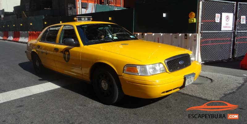 mejor auto para taxi