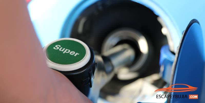 ¿Cuántos Km dura la reserva de gasolina?
